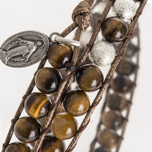 Tiger's eye bracelet 6mm 2