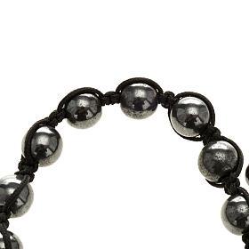 Bracelet hématite s3