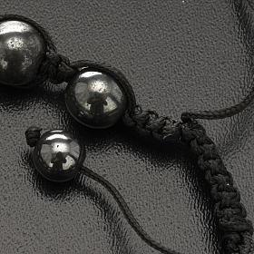 Bracelet hématite s6