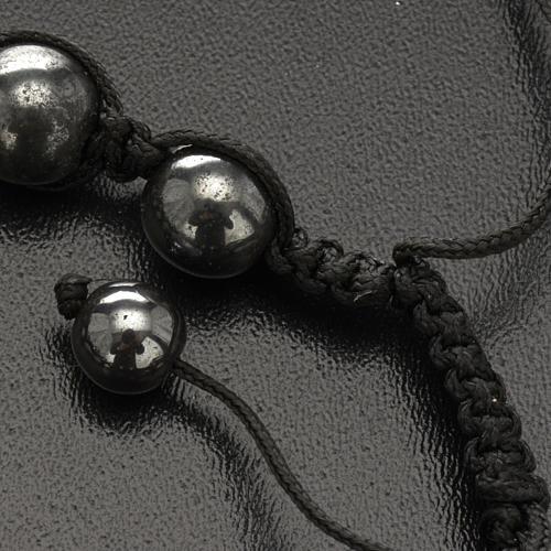 Bracelet hématite 6