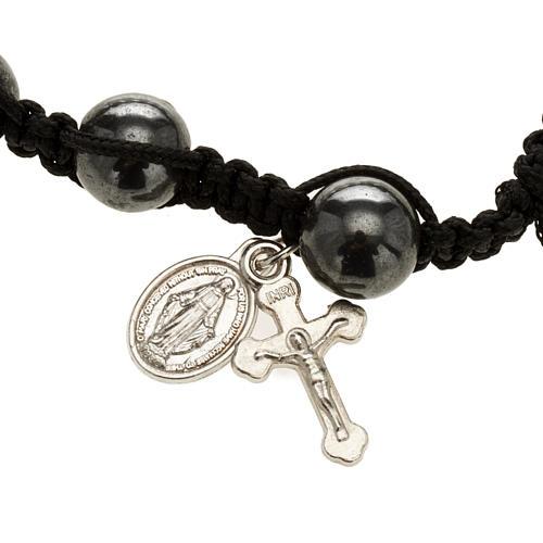 Hematite bracelet 2