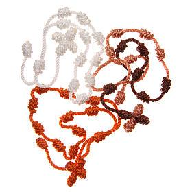 STOCK Bracelet in rope, varied colours s2