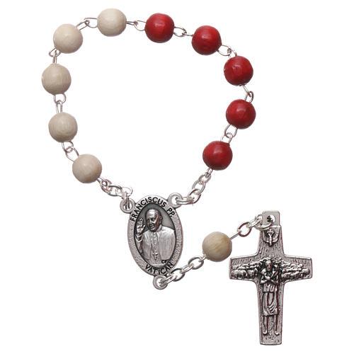 Decena Rosario Jubileo Misericordia Papa Francisco 1