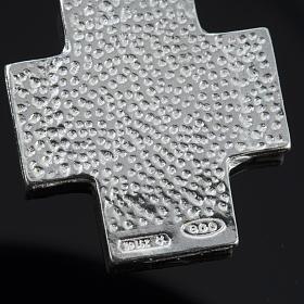 Bracelet dizainier argent swarovski 8mm s5