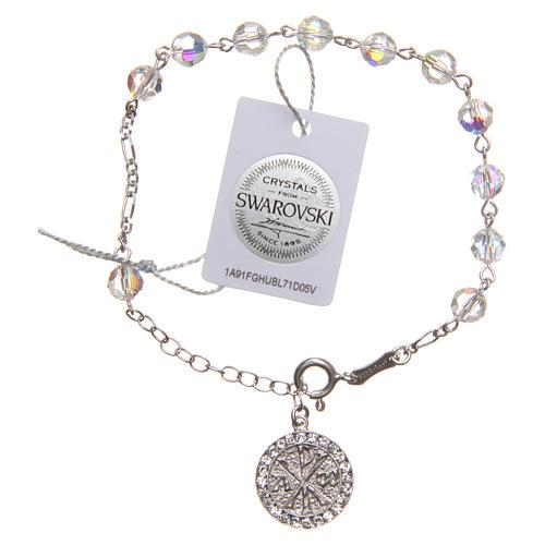 Bracelet argent 925 Swarovski PAX 3