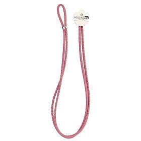 Bracelet ange argent 925 Messaggeri di Gioie rose s3