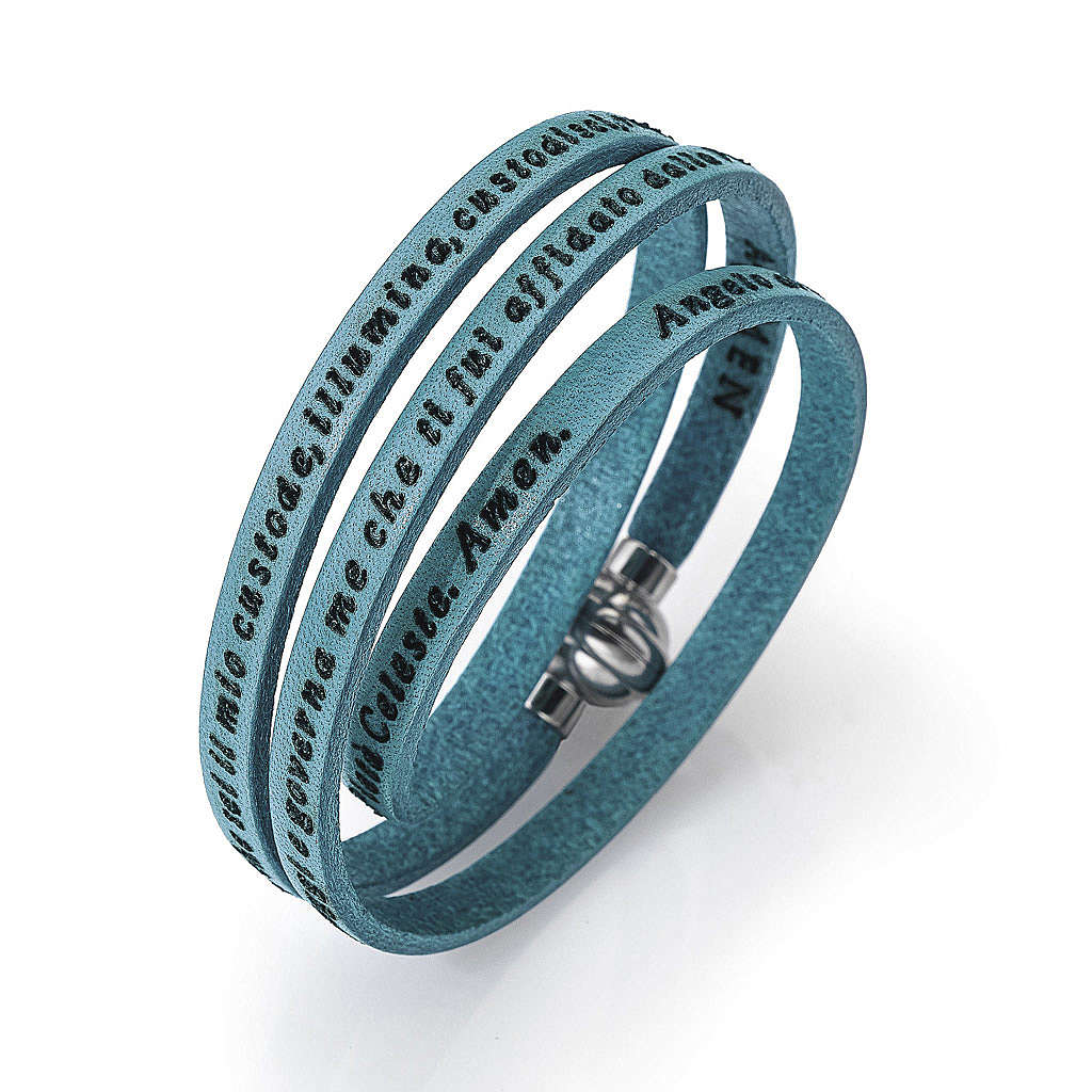 Bracelet Amen Ange de Dieu turquoise ITA 4