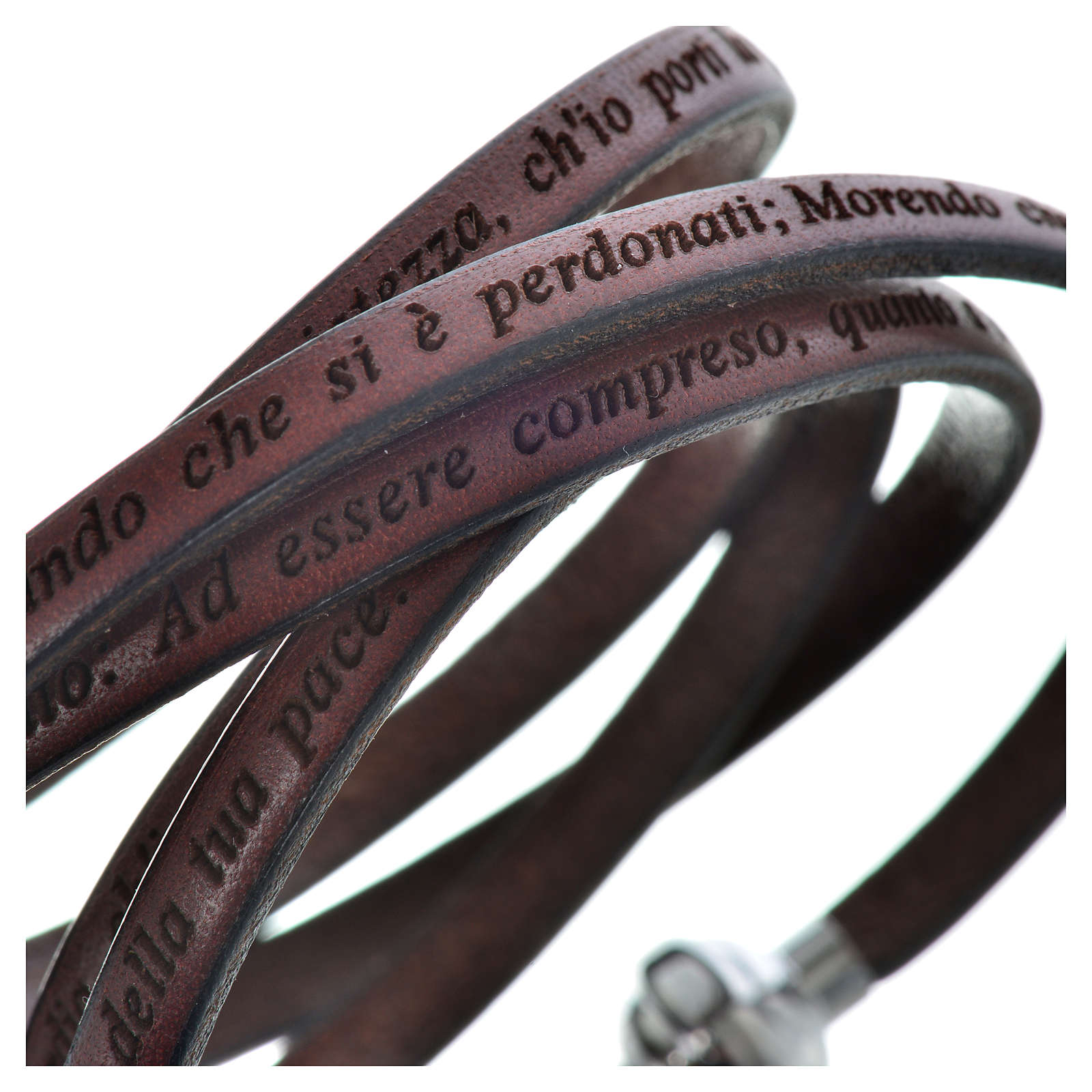 Amen bracelet with Pope Francis prayer 4
