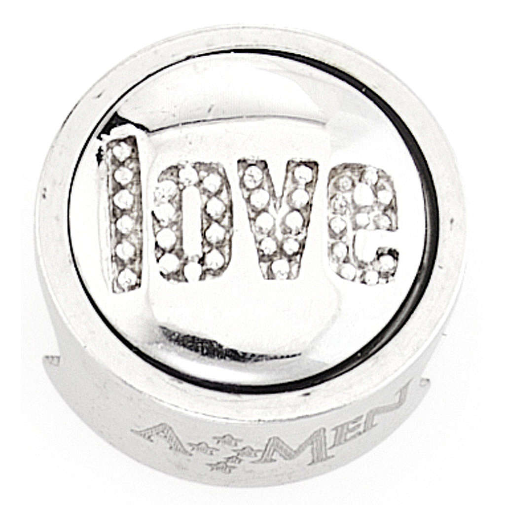 Charm for Amen bracelet, Love 4
