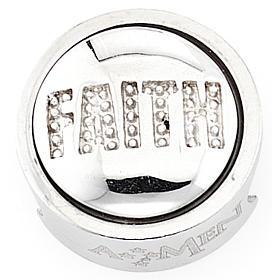 Charm pour bracelet AMEN Faith Foi s1