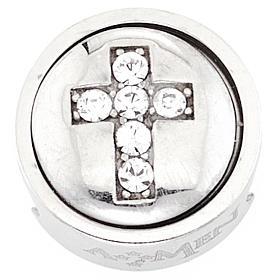 Charm per bracciale AMEN Croce Sacrificio s1
