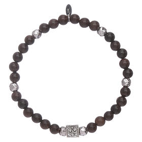 AMEN ebony 925 sterling silver Faith, Hope and Charity s2