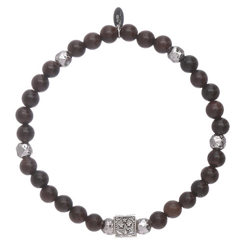 AMEN ebony 925 sterling silver Faith, Hope and Charity 2