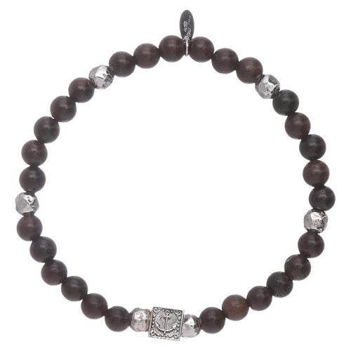 AMEN ebony 925 sterling silver Faith, Hope and Charity 3