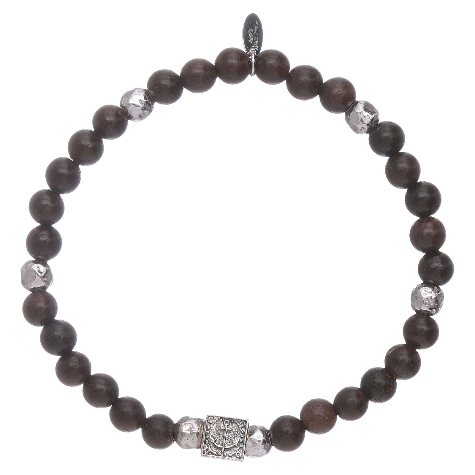 AMEN ebony 925 sterling silver Faith, Hope and Charity 4