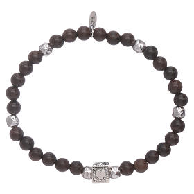 AMEN ebony 925 sterling silver Faith, Hope and Charity s4