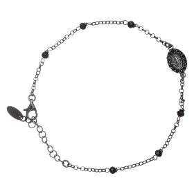 Branzolety AMEN: Branosletka Cudowna cyrkonie AMEN srebro 925 i kryształy