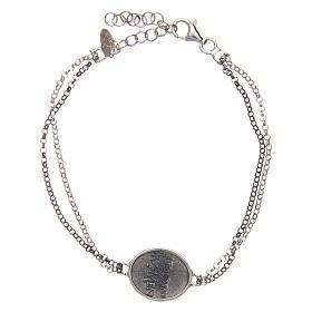 Bracelet AMEN Sacré-Coeur argent 925 s2