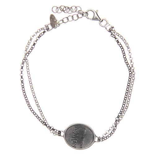 Bracelet AMEN Sacré-Coeur argent 925 2