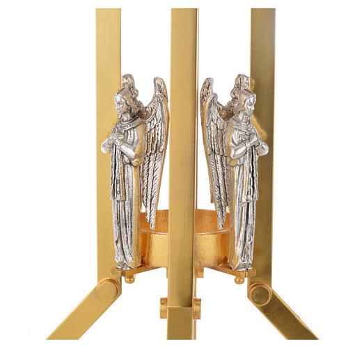 Base portacirio ángeles 3