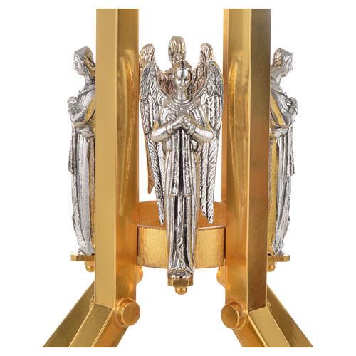 Base porta-círio anjos 2