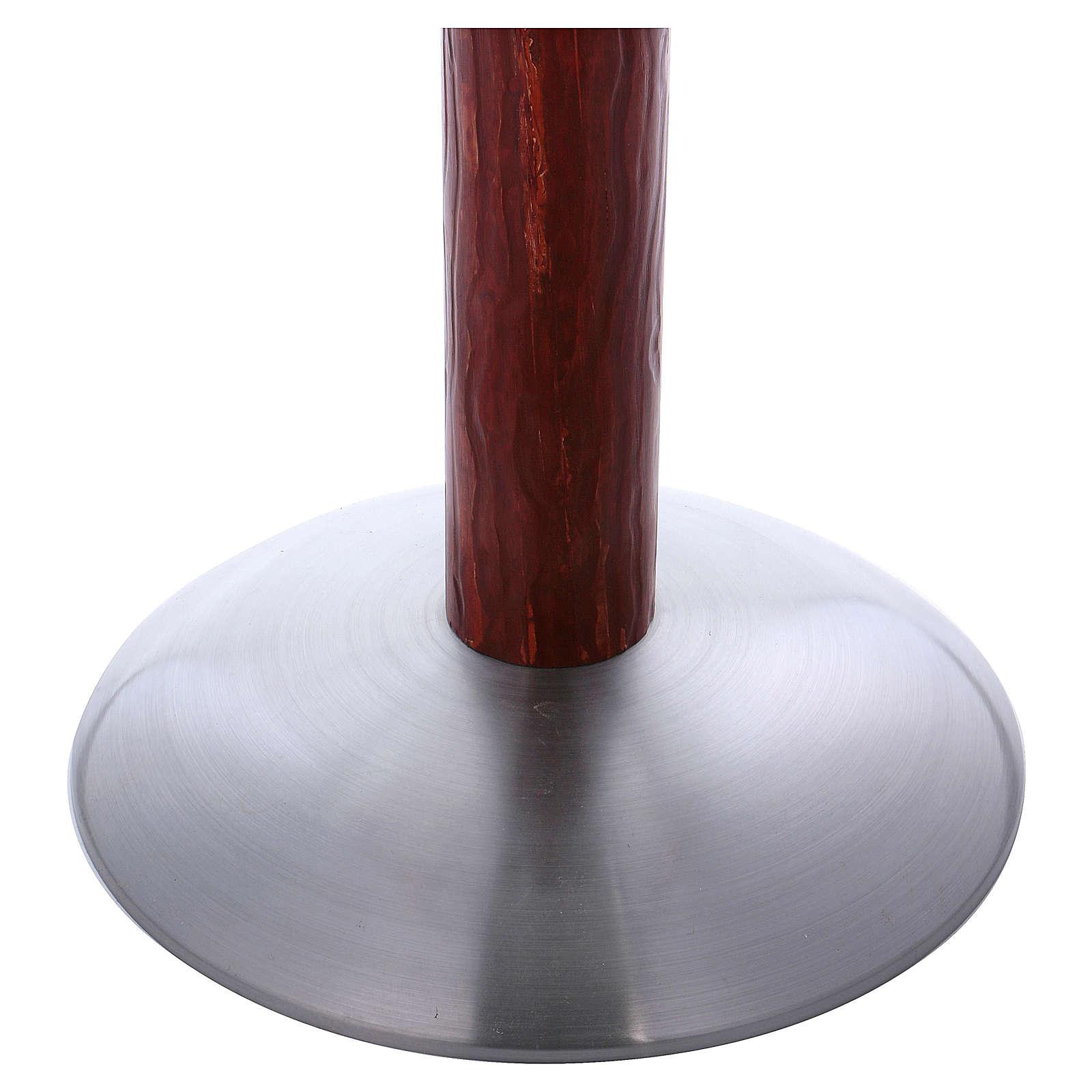 Paschal Candle Holder, Columna model 4