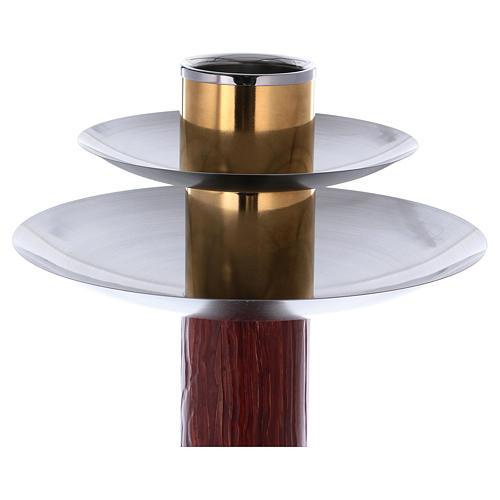 Paschal Candle Holder, Columna model 2