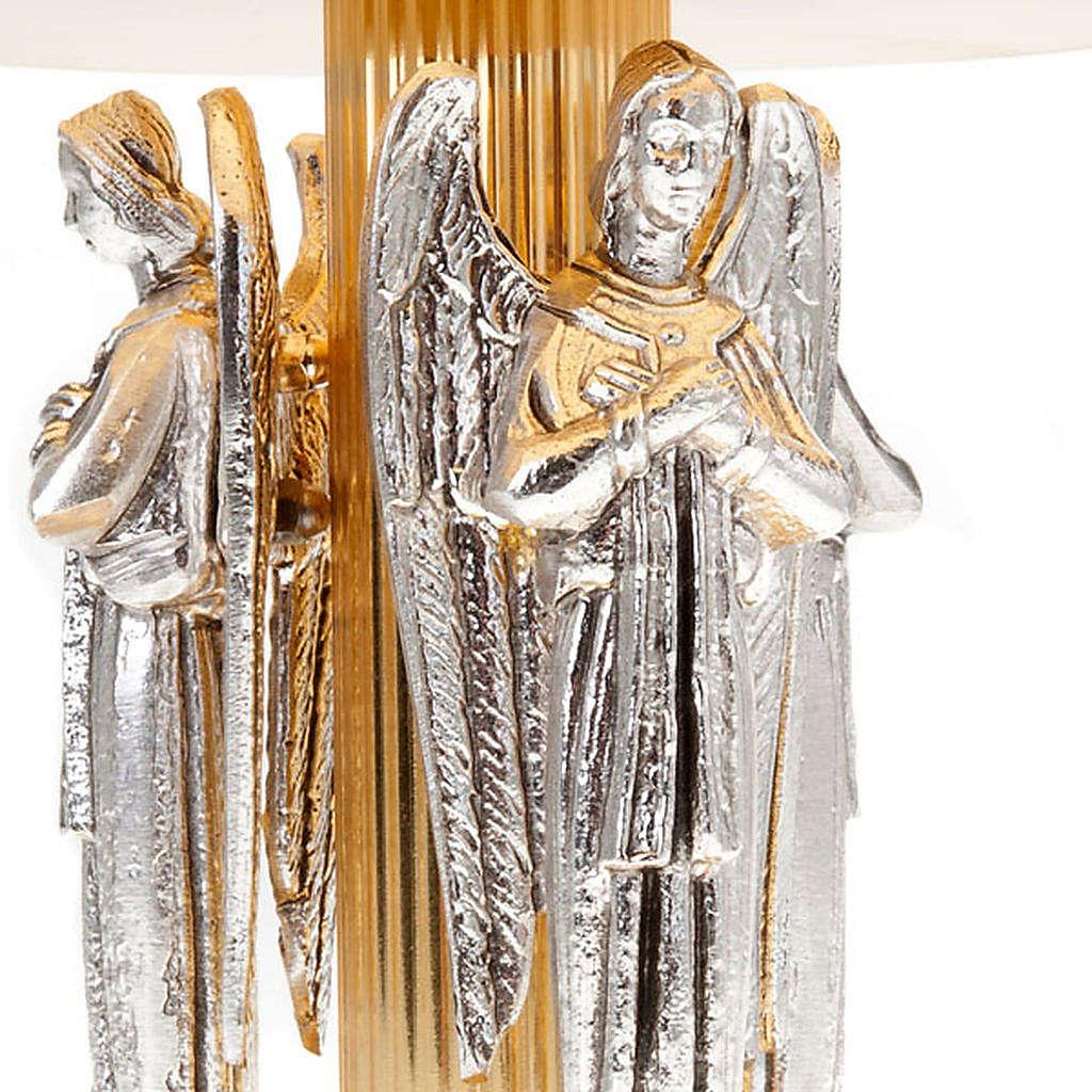 Tron pod monstrancję trzy anioły 4