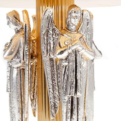 Tron pod monstrancję trzy anioły 3