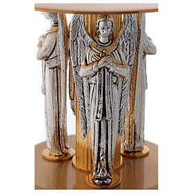 Monstrance stand with three angels s2