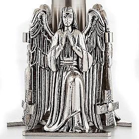 Trono con angeles en oración s4