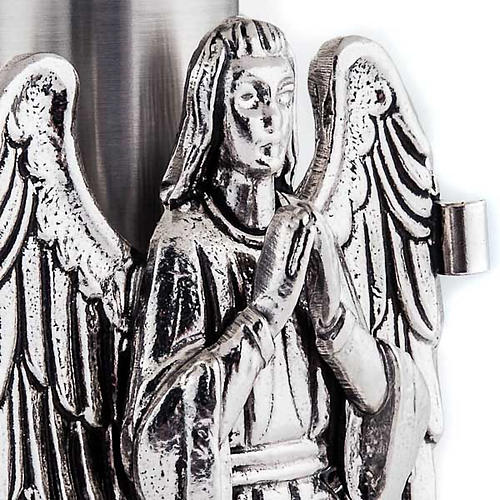 Monstrance stand angels in prayer 5