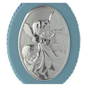 Sopraculla azzurro Angelo Custode carillon s2