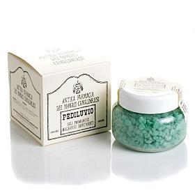 Camaldoli Foot-bath. Podiatric balsamic salts (250 gr) s1