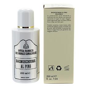 Gel douche arôme pin 200 ml s3