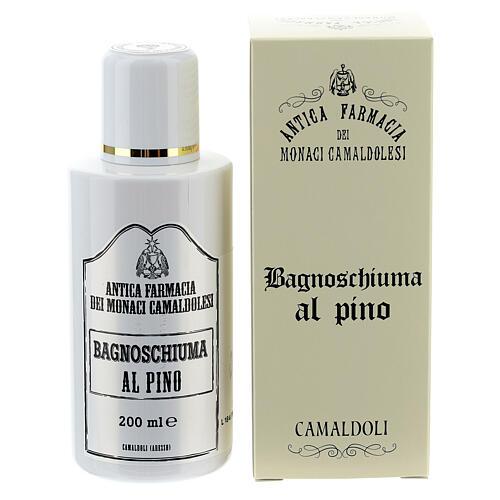 Płyn do kąpieli sosnowy 200 ml Camaldoli 1