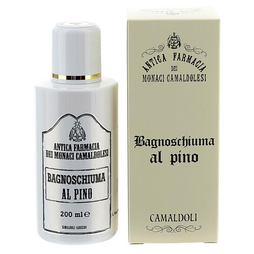 Camaldoli Pine Bath Foam (200 ml) 1