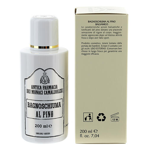 Camaldoli Pine Bath Foam (200 ml) 3