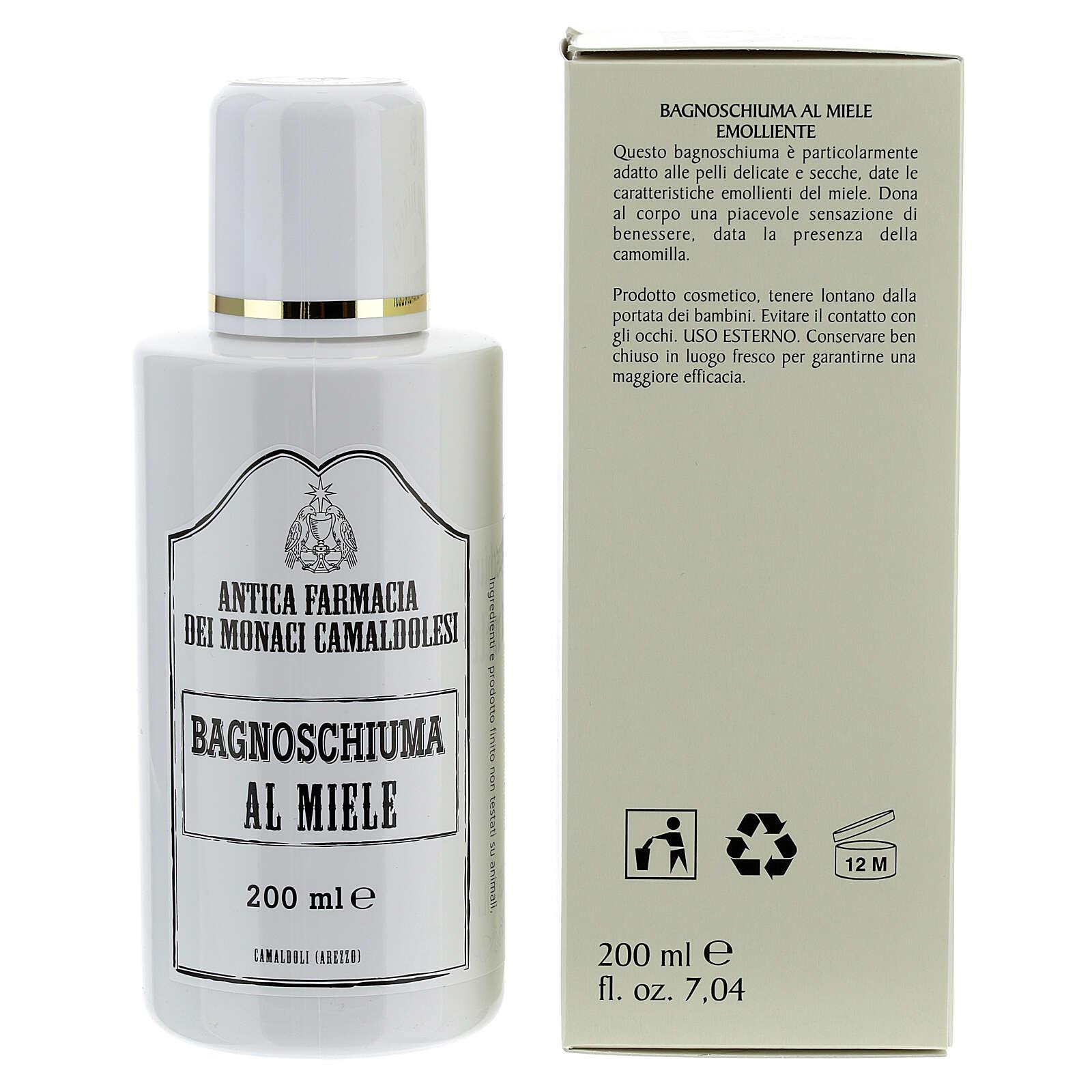 Bagnoschiuma al Miele 200 ml 4