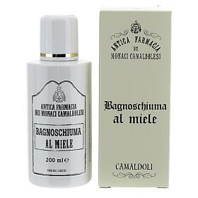 Płyn do kąpieli miodowy 200 ml Camaldoli s1