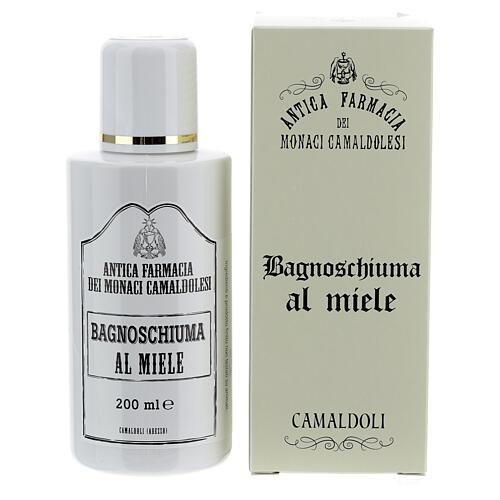 Płyn do kąpieli miodowy 200 ml Camaldoli 1