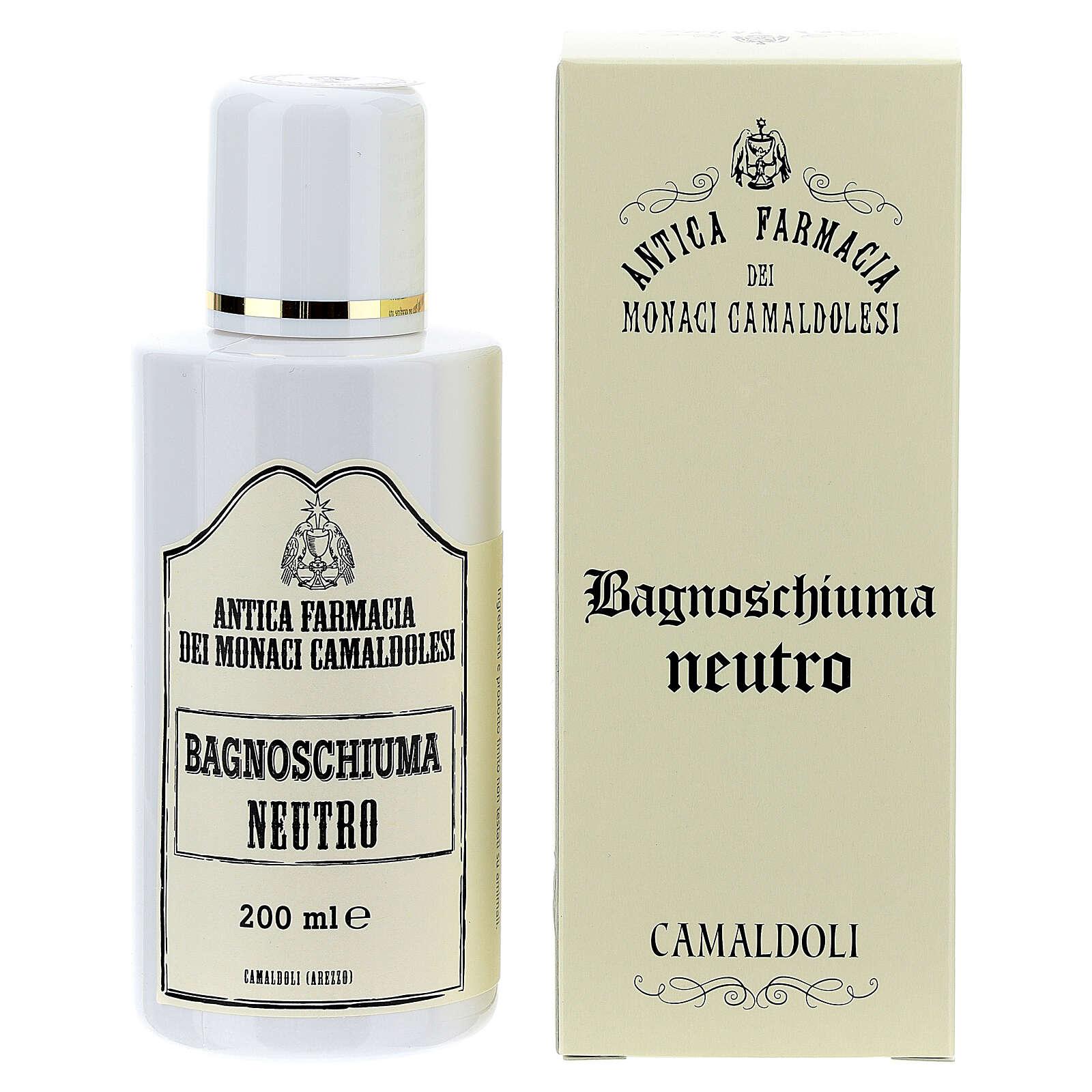 Camaldoli Neutral Bath Foam (200 ml) 4