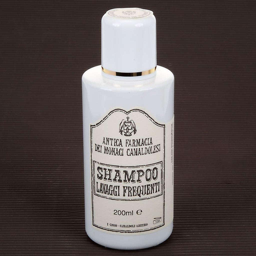 Champú para Lavados Frecuentes (200 ml) 4