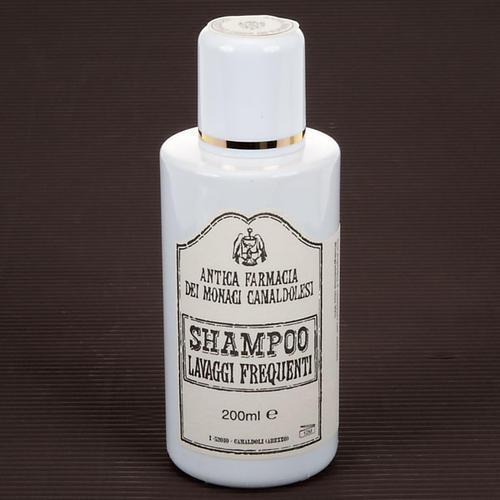 Champú para Lavados Frecuentes (200 ml) 2