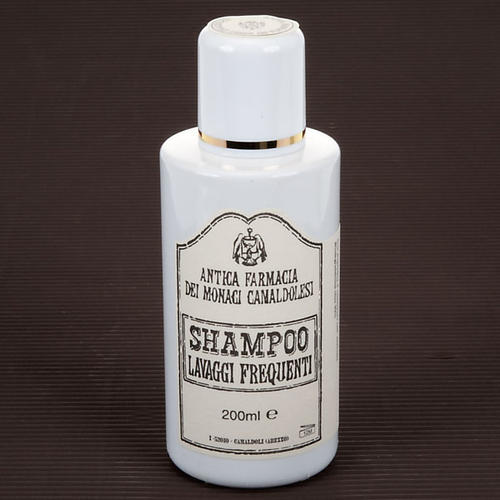 Shampoo Lavaggi Frequenti 200 ml 2