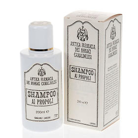 Natural shampoos, shower gels, soaps and toothpastes: Camaldoli Bee Propolis Shampoo (200 ml)