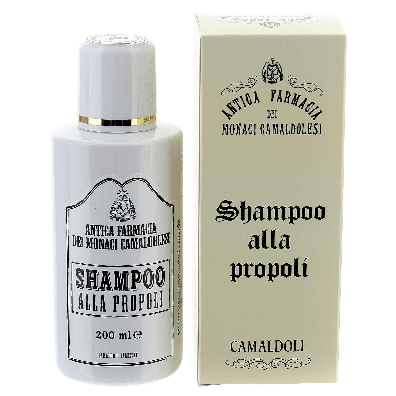 Shampoo ai Propoli 200 ml 4