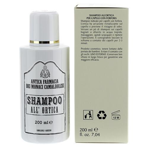 Champú de Ortiga (200 ml) 2