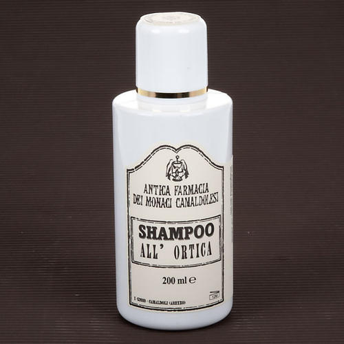 Shampoo all'ortica 200 ml 2