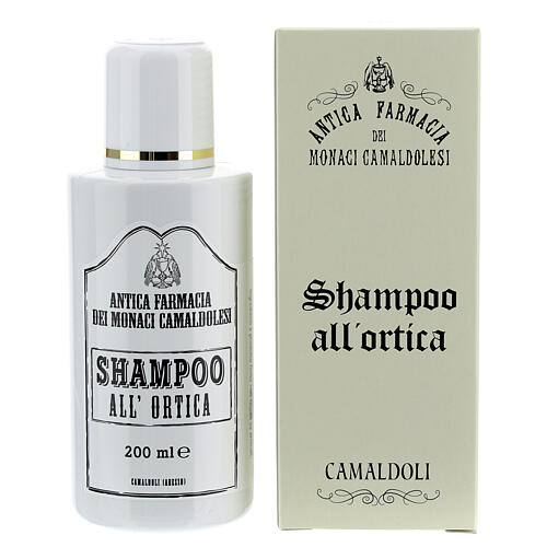 Shampoo all'ortica 200 ml 1